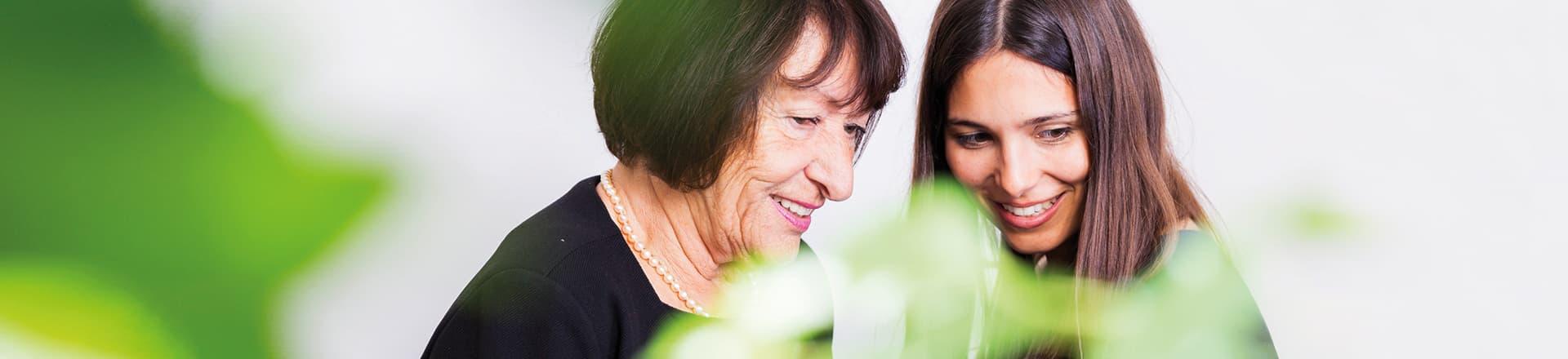 Hilfe bei Demenz in München Marion von Tessin Memory-Zentrum