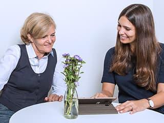 Demenz Beratung in München für Betroffene und Angehörige