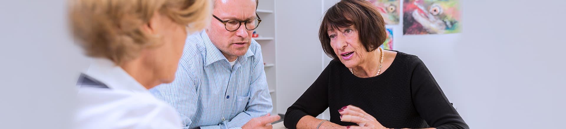 Tagespflege und Betreuung bei Demenz in München